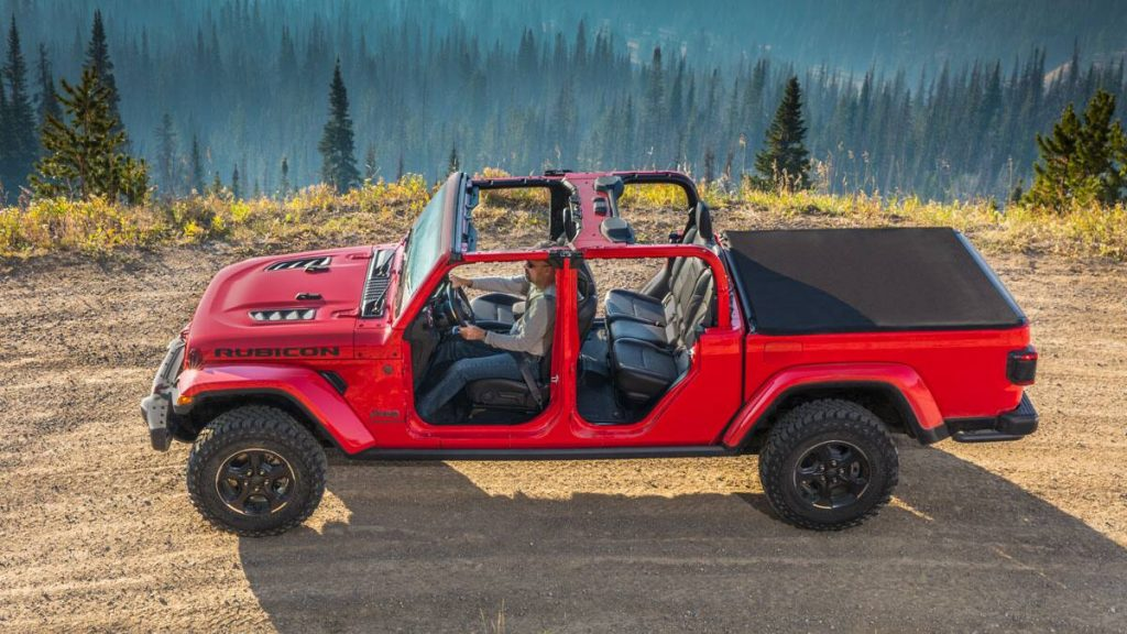 2021 Jeep Gladiator Lease CT