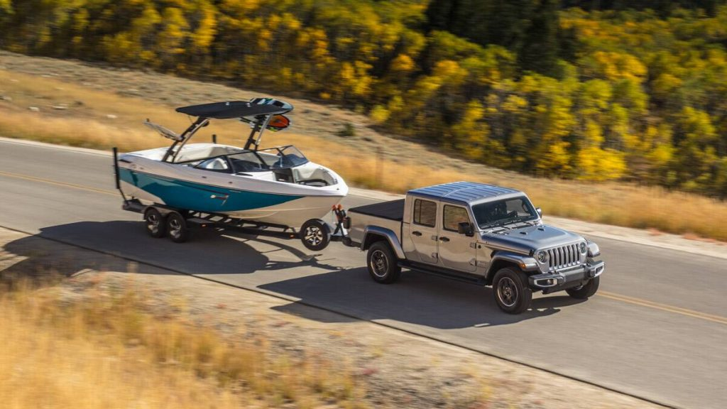 2021 Jeep Gladiator Lease Deals CT