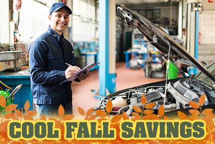Amazing Fall Service Special