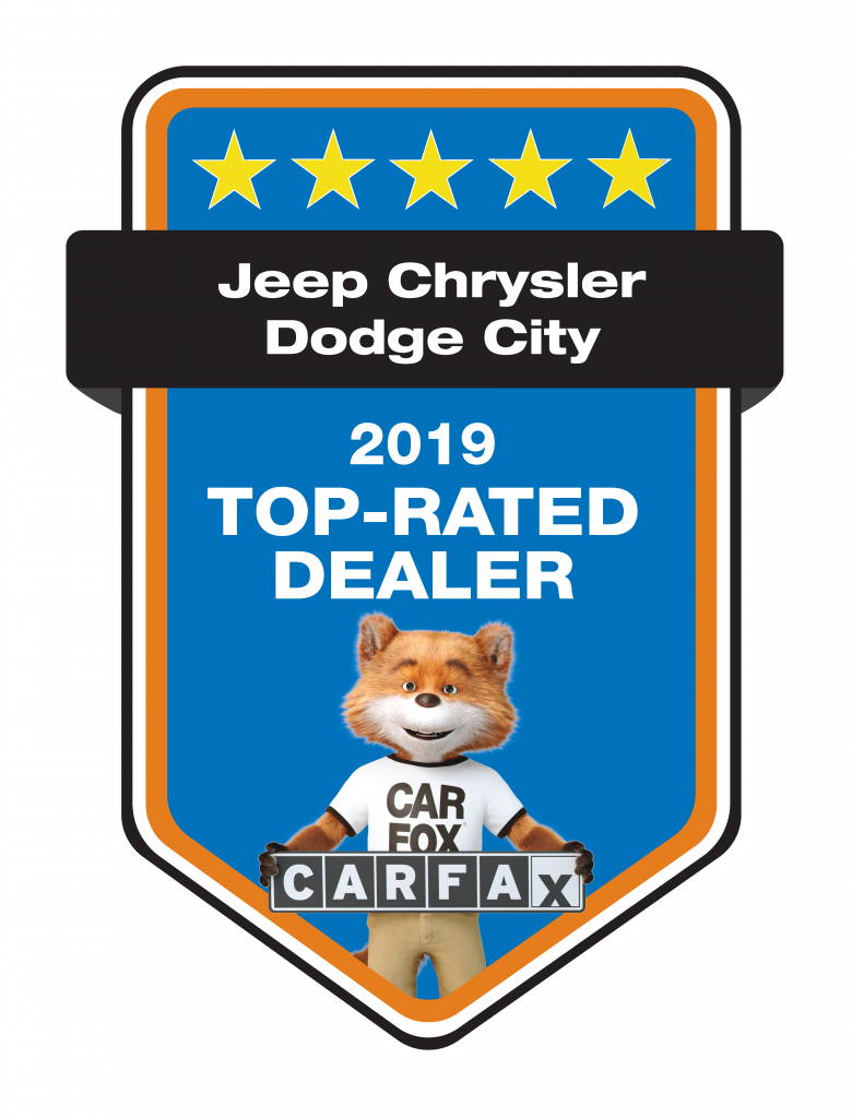 CARFAX 2019 Top Rated Jeep Dealer CT