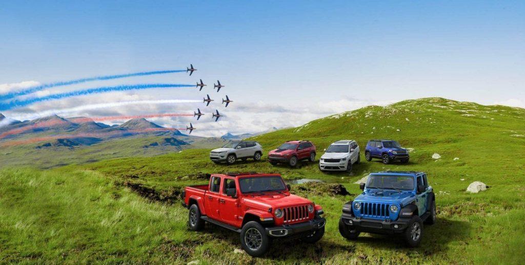 2020 Jeep Awards