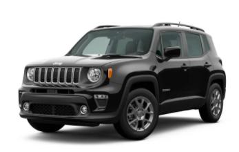 NEW 2020 Jeep Renegade Latitude 4X4