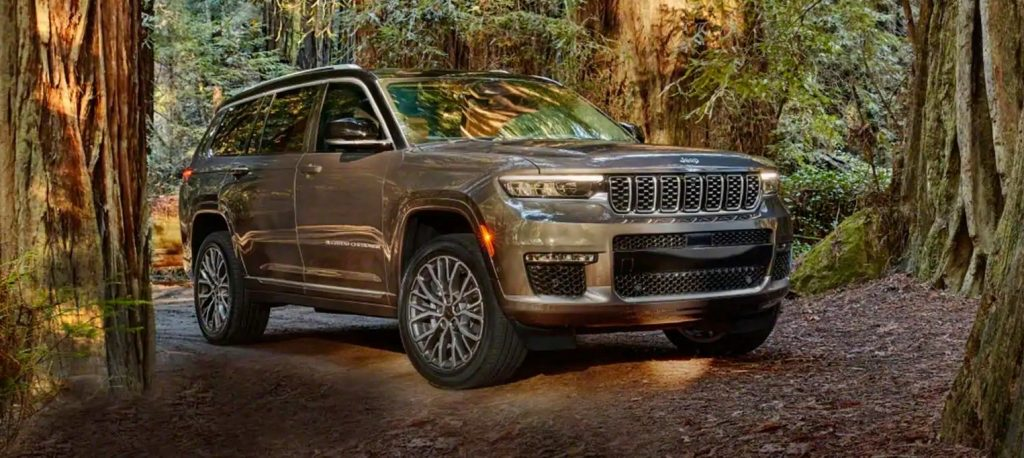 2021 Jeep Grand Cherokee L Greenwich CT