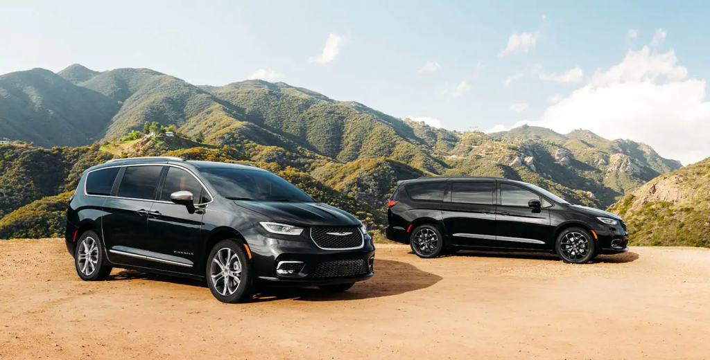 2021 Chrysler Pacifica Lease Deals CT