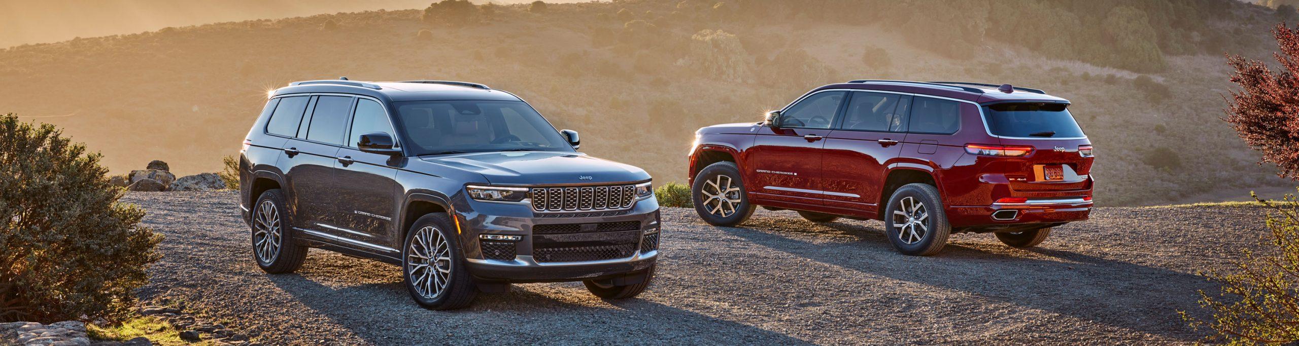 2021 Jeep Grand Cherokee L Pre Order CT